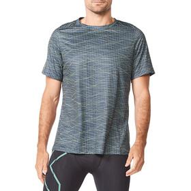 2XU Light Speed SS-skjorte Herrer, grå